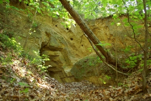 Kamieniołom w Młynku