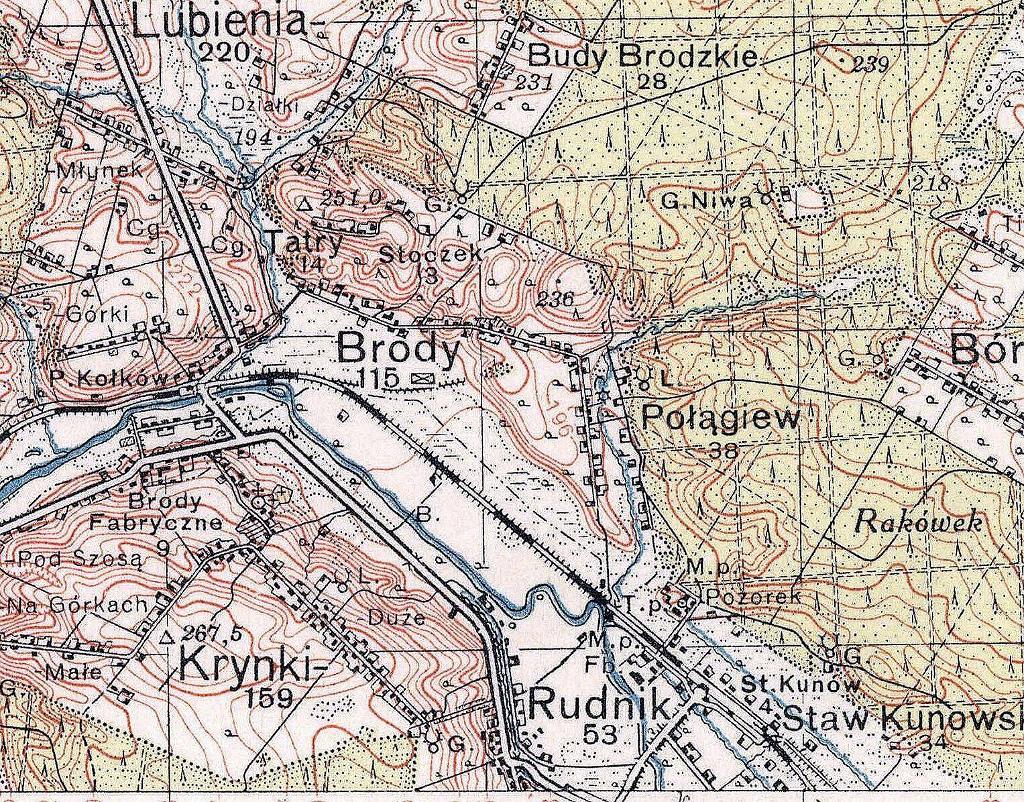 1937-1938-mapa-przedwojenna-historyczna-swietokrzyskie-brody-starachowice-wierzbnik-swietokrzyskie-d.JPG